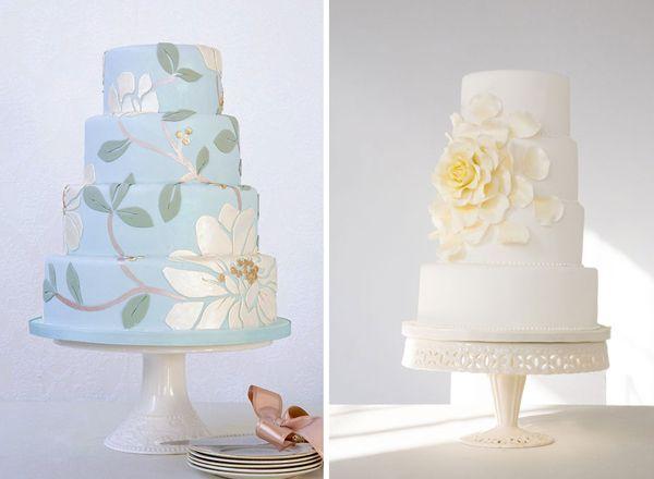 Beautiful ideas: Beauty Idea, Cakes Flower, White Cakes, Weddings Cakes Design, Cakes Weddings, Blue Weddings Cakes, Design Cakes, Weddings Idea, Inspiration Blog