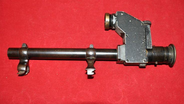 German C.Zeiss/Jena Model GZ prizm sniper rifle scope w/claw mounts 1900-1905 | eBay