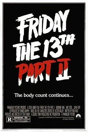 Viernes 13. 2ª parte (Viernes 13. Parte 2) (1981) - FilmAffinity
