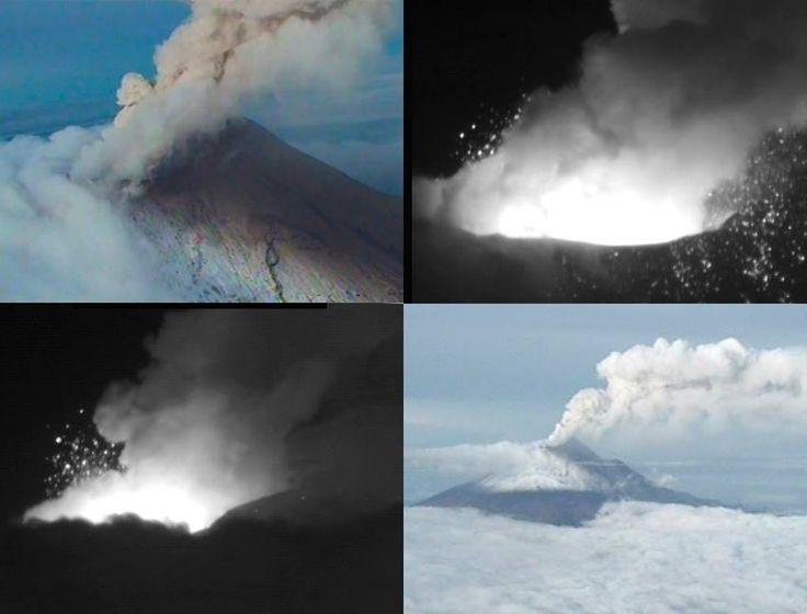 Publica SEMAR video y fotos del cráter del Popocatépetl en http://www.vox.com.mx/2013/07/publican-fotos-del-crater-del-popocatepetl/