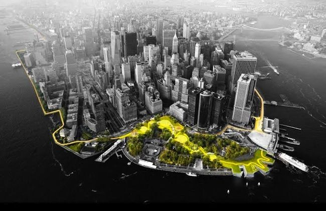 SCAPE Landscape Architecture and Penn Design/OLIN Named Winners of Rebuild by Design Competition - Land8