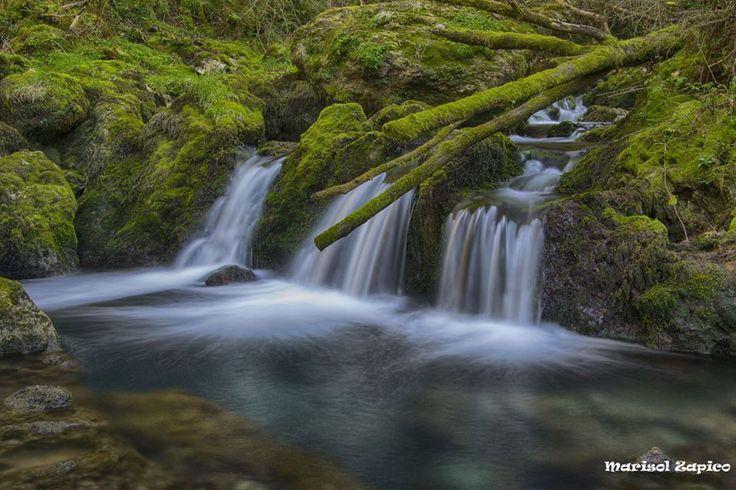 Fuente Obaya, fotografiada por Marisol Zapico.
