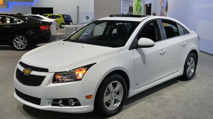 2015 Chevy Cruze brings a little nip, tuck to New York