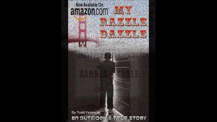 Book promotion for 'My Razzle Dazzle'.