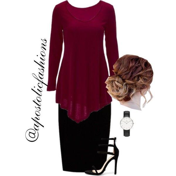 Apostolic Fashions #1718