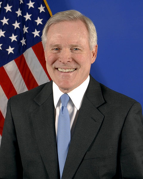 Famous Mississippian: Ray Mabus, US Secretary of the Navy and US Ambassador to Saudi Arabia.