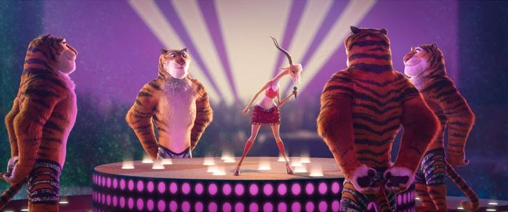 "The brand new trailer for ZOOTOPIA featuring the all-new original song ""Try Everything,"" written by singer-songwriter Sia and songwriting duo Stargate, and performed by Shakira. Description from thedisneydrivenlife.com. I searched for this on bing.com/images"