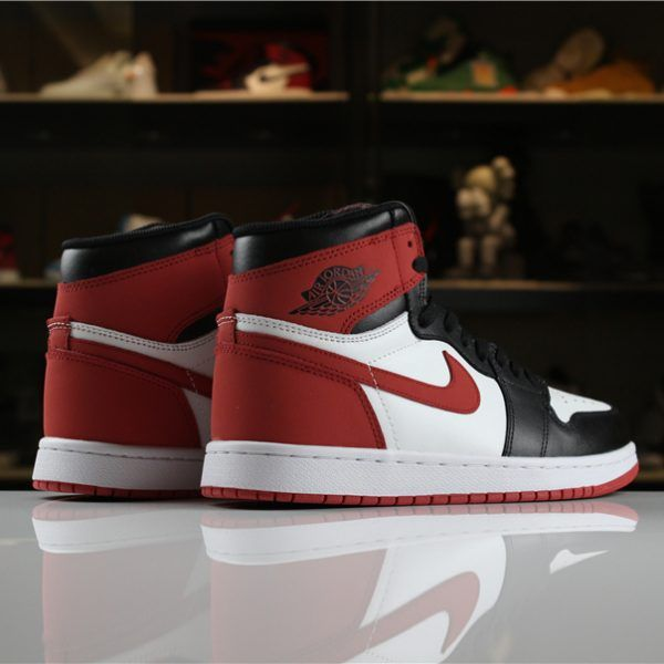ff0e7268cc4e4b Air Jordan 1 Retro High OG 6 Rings 555088-112 in 2019 ...