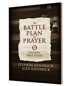 The Battle Plan for Prayer Teen Bible Study