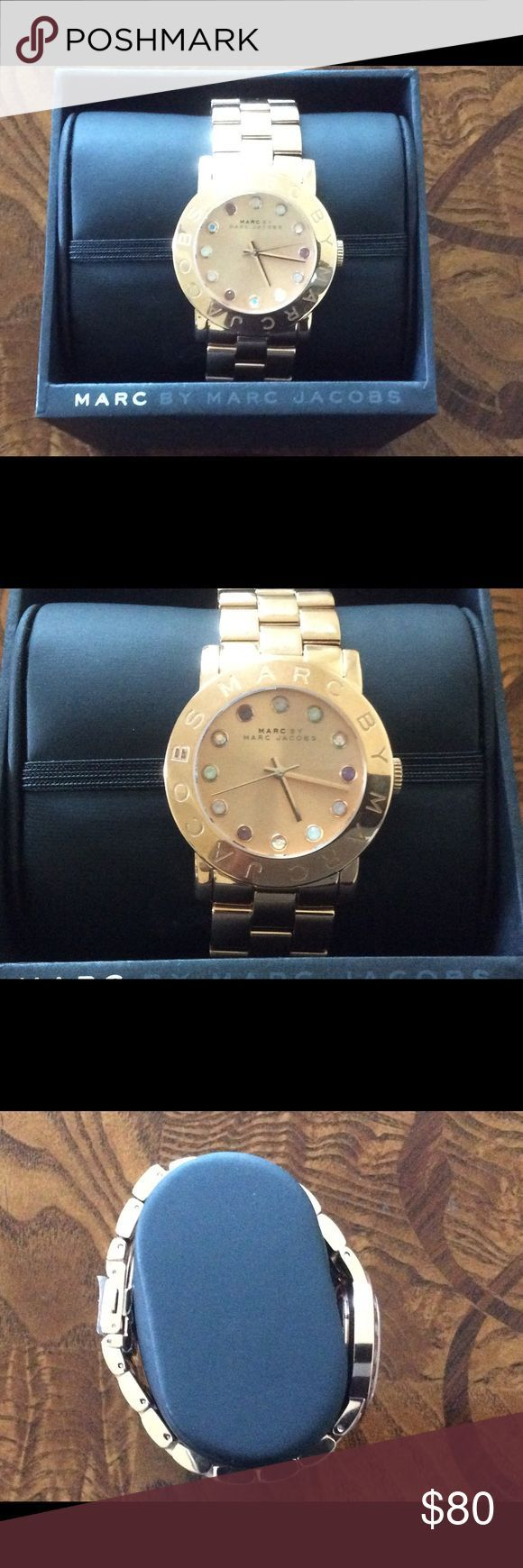 cool Montre pour femme : Marc Jacobs Amy MBM3216 Watch New without tags. A brand new, unused, and unworn ...