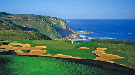 The Garden Route is a stretch of the south-eastern coast of South Africa.