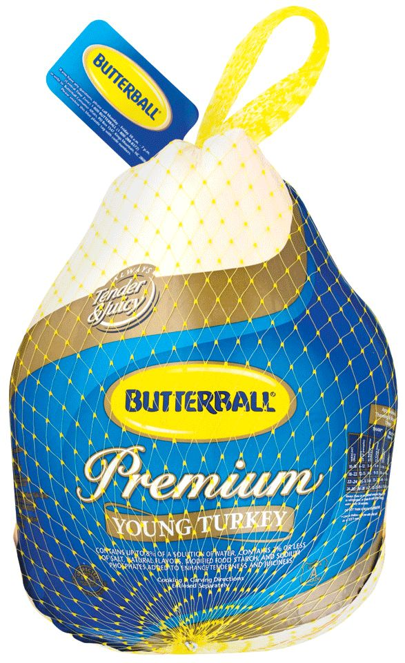 Save $3 on a Butterball Turkey with the Purchase of 4 Sides   Printable Coupon