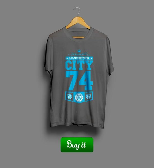 Manchester city 74   #Manchester #city #Манчестер #Сити #футболка #tshirt #football  #футбол #FC #ФК