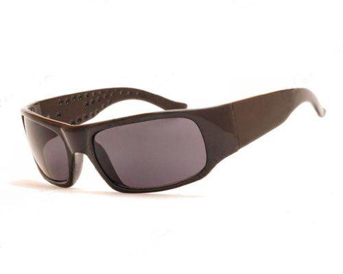 Black Harcore LOCS Sunglasses with Free Micro Fiber Bag
