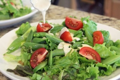 Crispy Pancetta Salad with Sugar Snap Peas | Salad | Pinterest | Sugar ...