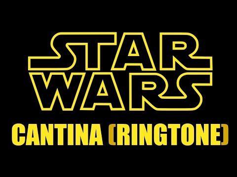 STAR WARS CANTINA (RINGTONE) - YouTube