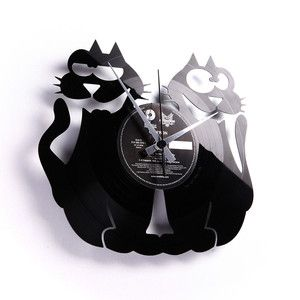 Cats Clock, $62, now featured on Fab.
