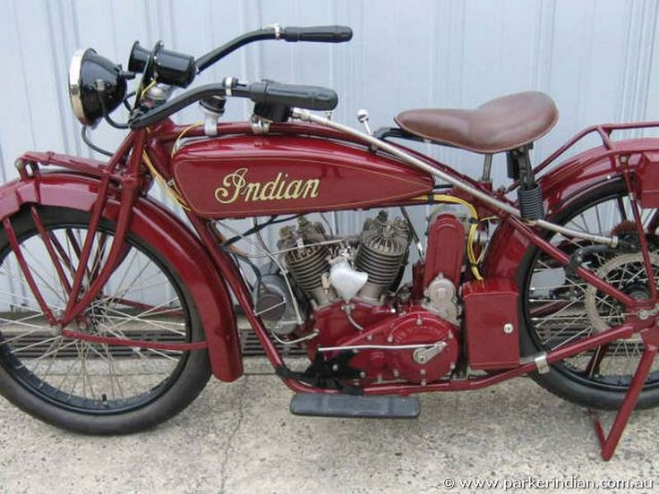 1921 Indian Motorcycle