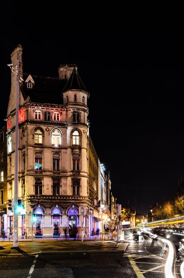 La maison hantée de Dublin __ http://www.wee-go.com/sejour-linguistique/dublin