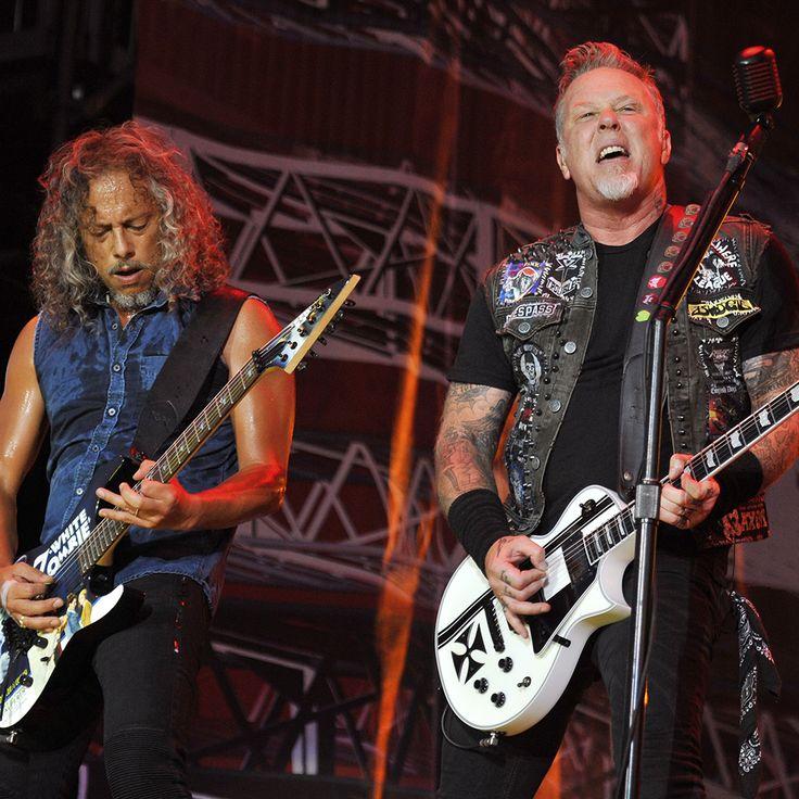 Metallica: Charity-Album für die Opfer von Paris