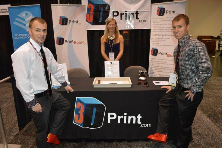 Shock & Awe: Inside 3D Printing Conf. in Santa Clara Provides Insight, News, Rumors & More http://3dprint.com/20991/inside-3d-printing-santa-clara/
