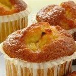 Muffin alla zucca, trovate la ricetta aprendo la foto!!
