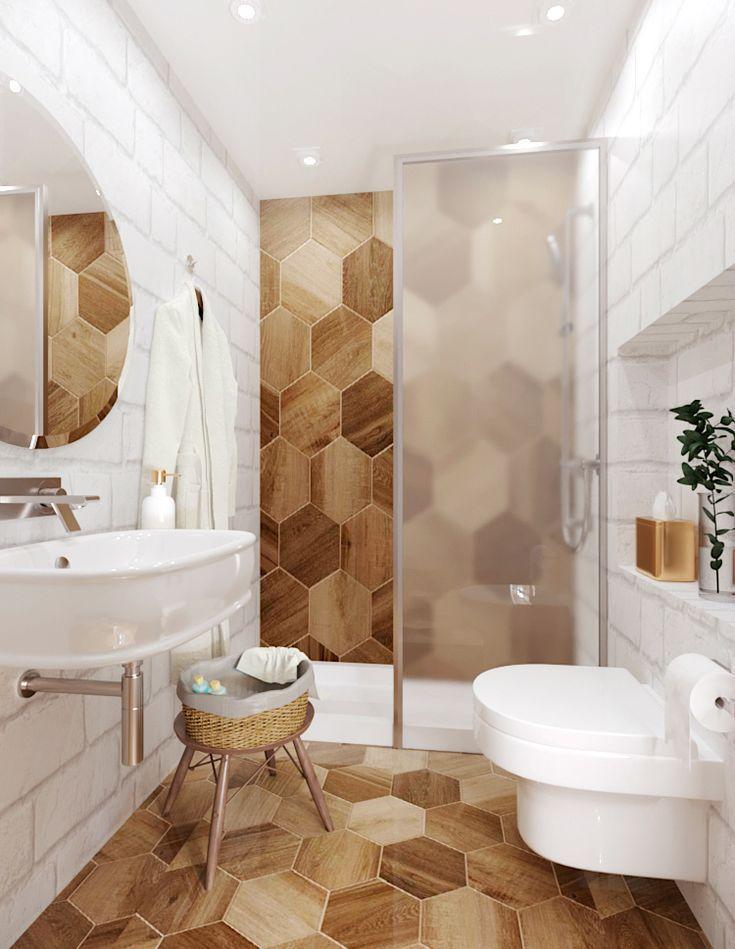 What Is Hot On Pinterest Modern Bathroom Decor Bathroom