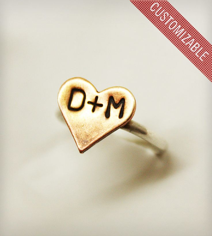 Lover + Lover <3 Ring