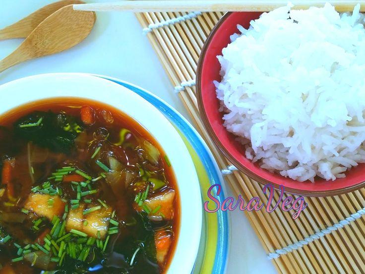 SaraVeg: Zuppa di Miso - Vegan