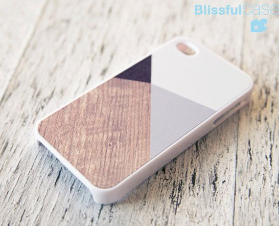 Color Block Wood Print iPhone 4 Case by BlissfulCASE #IPhone_Case #Color_Block #BlissfulCASE