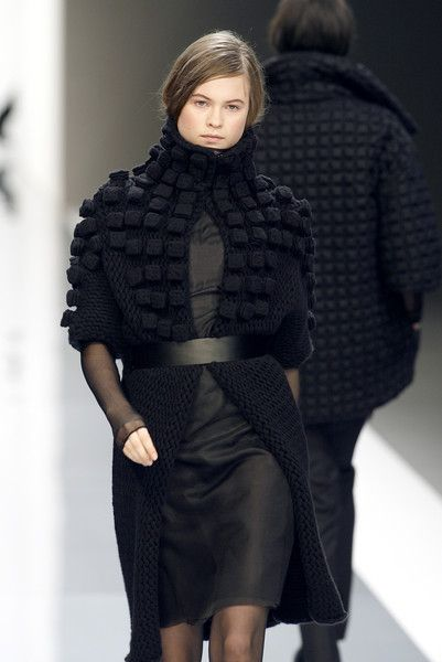 Akris F/W 2007 - just love this look!