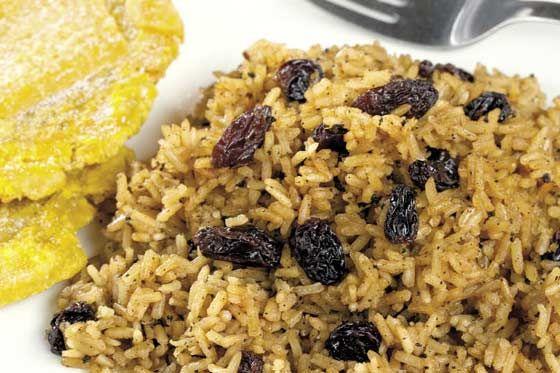 Arroz con Coco (Coconut rice)