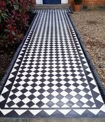 victorian path tiles - Google Search
