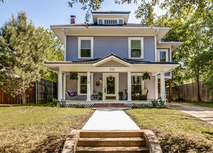 the cutest homes for sale in dallas for under 500k