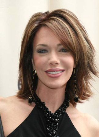 Hunter Tylo | Hairstyles | Pinterest | Hunters, Red ...