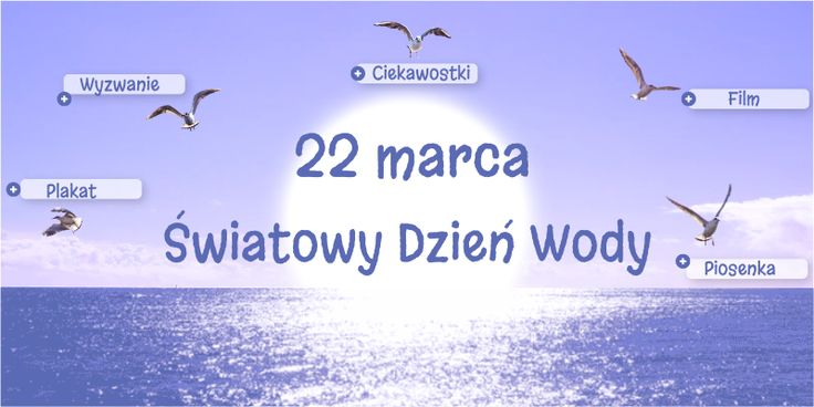 Discover more about dzień wody ️ - Presentation in 2020 ...
