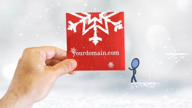 Download After Effects project: www.ow.ly/SPAD306OnHf  Happy Holidays and a very merry New Year!    This special year send your Holiday season wishes with a magic & beautiful animated video Christmas Card!  Inkman, cute cartoon charachter, will deliver your greetings and put a smile on your customers' & friends' face! Suitable both for personal and business / corporate festive greetings!     Easy Logo & text replacements: You can adjust to your needs by choosing where you place your logo…