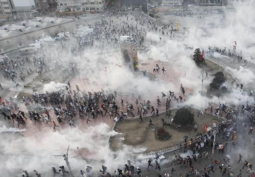 Taksim Square 11.6.2013