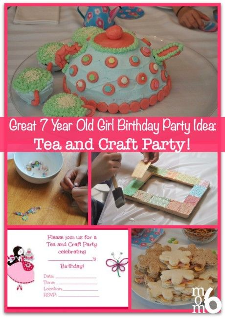 Tea Party Birthday Ideas Birthday Party Ideas For Girls Tea