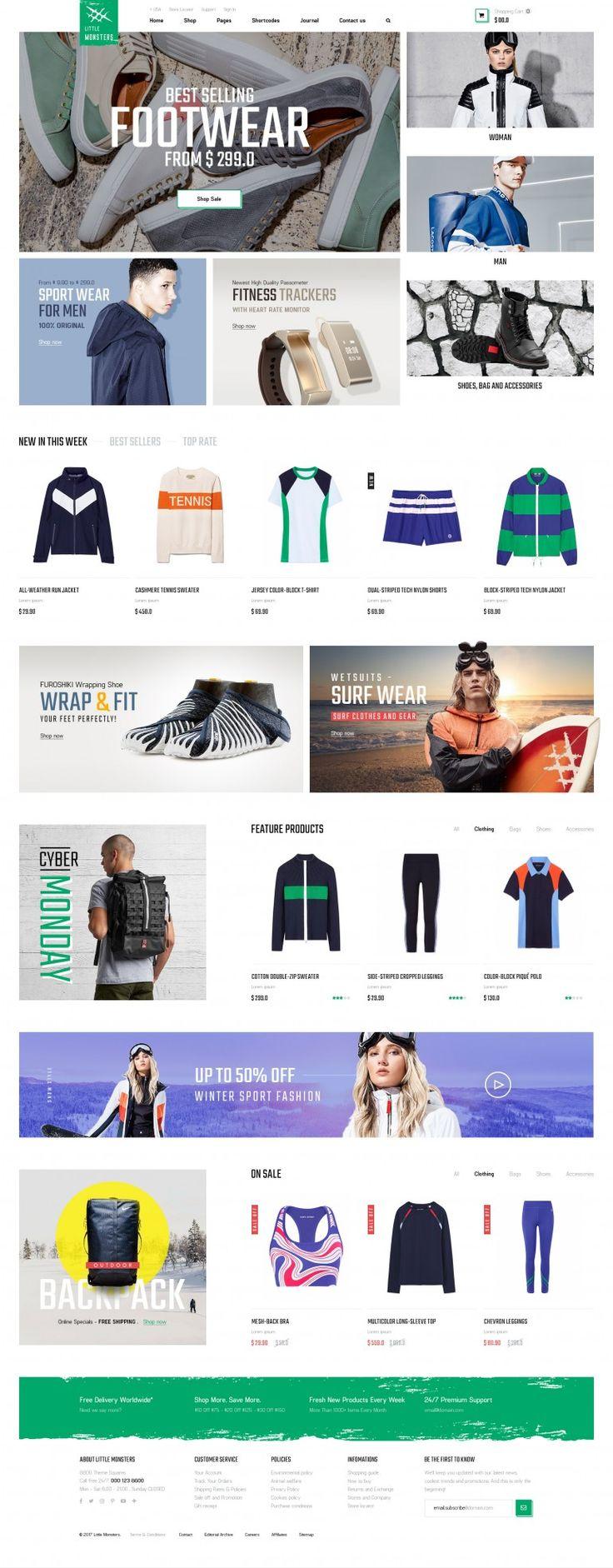 Littlemonsters – Sport Shop