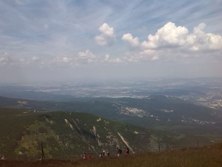 6.8.2015 - Snezka