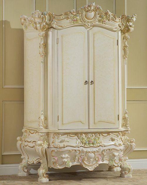Antique Victorian and French Provincial Furniture    (...cr....quite ornate but very nice)