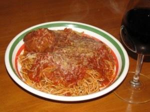 Spaghetti and Meatballs in a Crock Pot: Spaghetti And Meatballs, Crockpot, Skinny Spaghetti, Dinners, Pasta Sauces, Lose Weights, 410 Calories, Crock Pots Spaghetti, Crock Pots Recipe