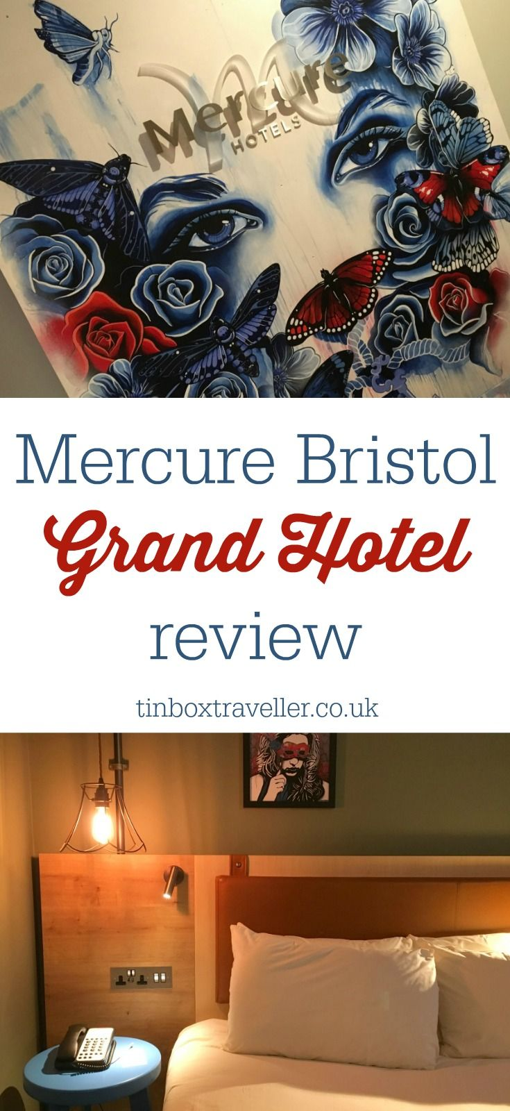 A short stay at the Mercure Bristol Grand Hotel reviewed. Plus some ideas for things to do and places to eat during a longer city break in Bristol