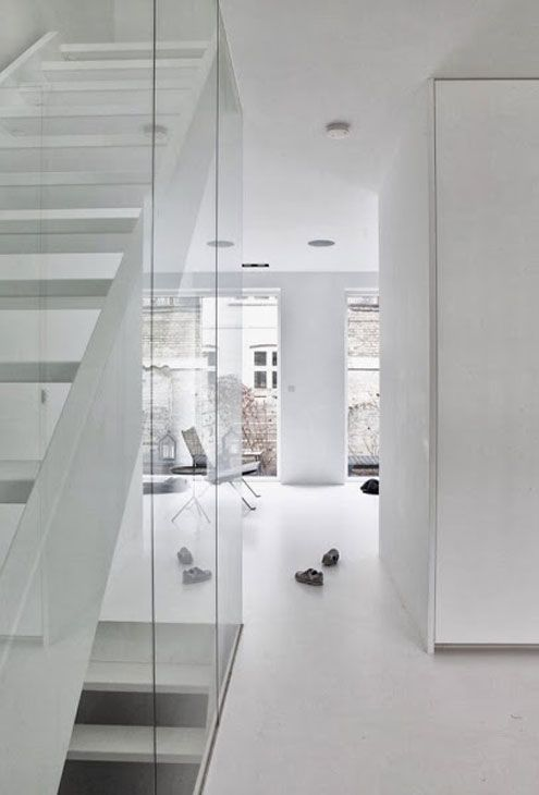 Townhouse by Norm-architects