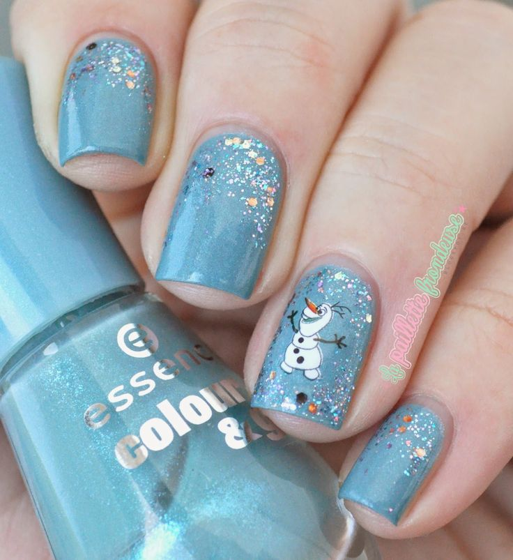 132 best nails images on Pinterest | Nail scissors, Christmas nails ...