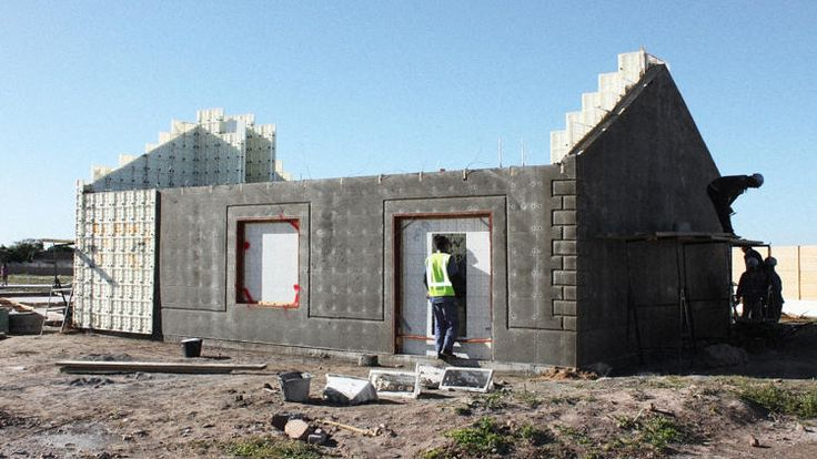 This House Can Be Built In A Day, At An Affordable Price A recipe for very quick, modular construction could help solve housing needs in the developing world; Details>