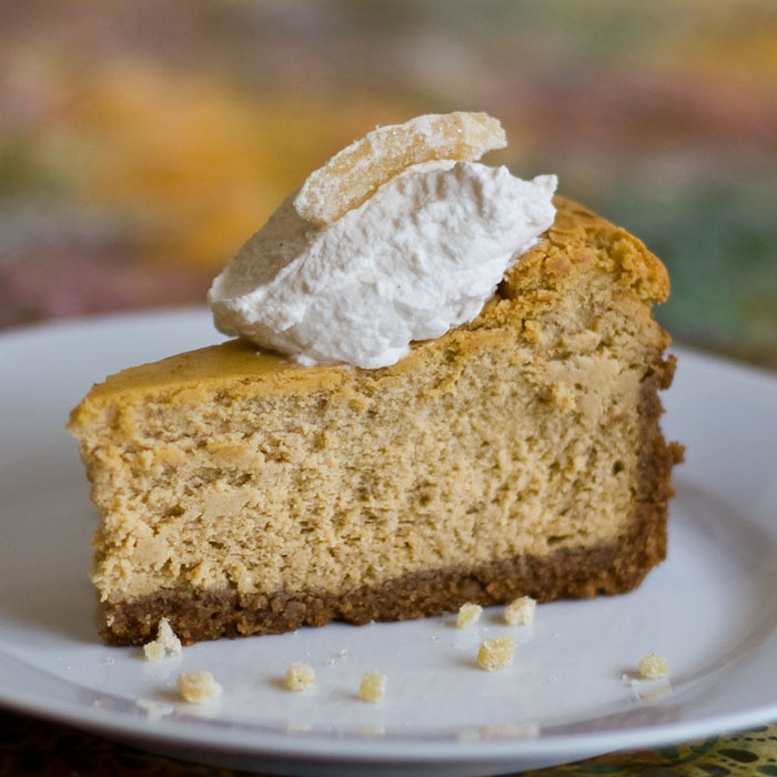 Pumpkin Cheesecake: Pumpkin Spices, Sweet Treats, Savory Planets, Pumpkins, Sweet Savory, Sweet Tooth, Maple Syrup, Pumpkin Cheesecake, Gingersnap Crusts