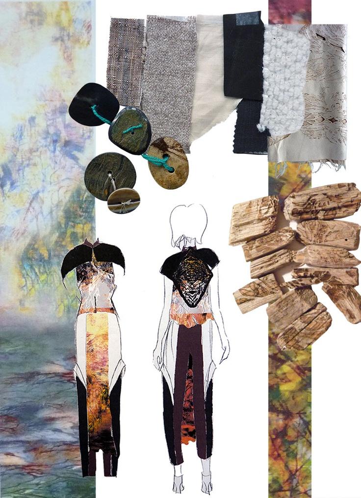 Fashion and Textile Design: Miho Takeda