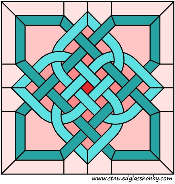 203 best Stained Glass - Celtic and Irish Designs images ...